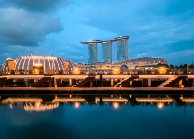 Monti and Marina Bay Sands